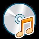 Cd-audio-unmount icon