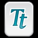 Font-true-type icon
