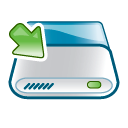 Hdd-mount icon