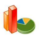 K-chart icon