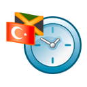 K-world-clock icon
