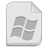 App-x-msdownload icon