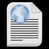 Text-html icon