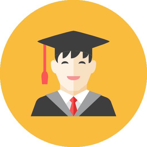 l'icône étudiant 3 - ico,png,icns,Icônes gratuites télécharger