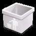 Milk-trash-empty icon