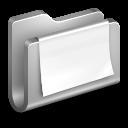 Documents-Metal-Folder icon