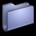 Generic-Blue-Folder icon