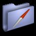 Sites-Blue-Folder icon