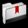 Bookmark-Metal-Folder icon