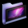Desktop-Blue-Folder icon