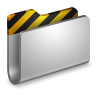 Projects-Metal-Folder icon