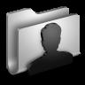 User-Metal-Folder icon