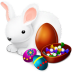 Rabbit-eggs icon