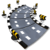 Race-track icon