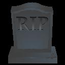 RIP-stone icon