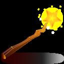 Witch-stick icon