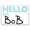 Hello-I-am-Bob icon