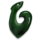 Greenstone-Fish-Hook icon