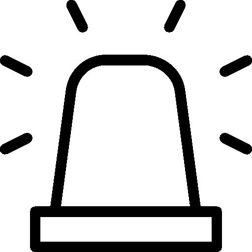 Resultado de imagem para icone sirene