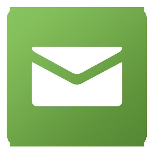 Resultado de imagen para icono email verde png
